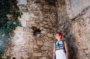 Izlet na Kras, Istrsko-kraška arhitektura, Kraški rob