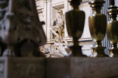 San Lorenzo in Kapela Medičejcev, Firence