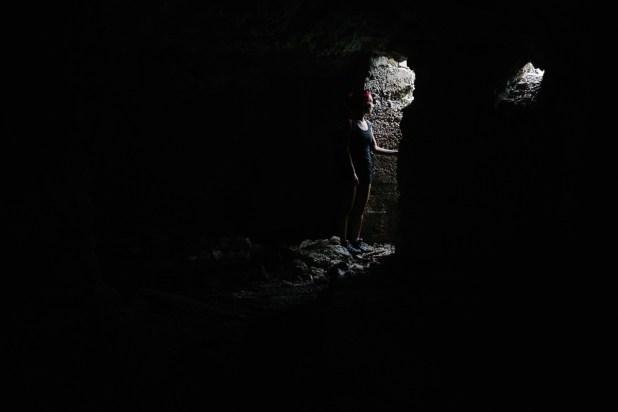 Zapuščeni bunker, Krasji vrh, med Bovcem in Kobaridom