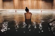Notranji bazen v Hotelu Termal, Terme 3000 - Moravske Toplice