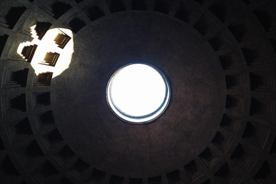 Panteon, izlet v Rim