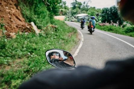 Odkrivanje okolice Floresa na motorju, Indonezija