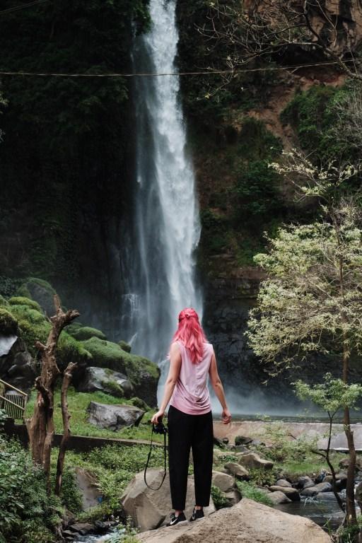 Slap Oggi, Flores, Indonezija