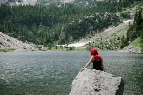 Izlet v Hribe - Krnsko jezero