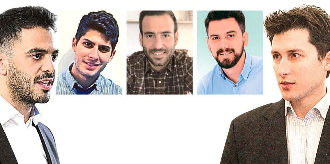 Νέο αίμα στο ΚΙΝΑΛ- Οι πρωταγωνιστές του ιδρυτικού συνεδρίου της Νεολαίας - στο Καρφί