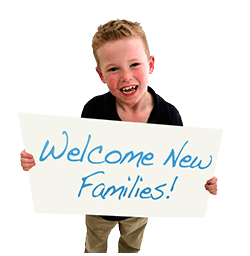 Welcome New Families | Tokeneke PTO