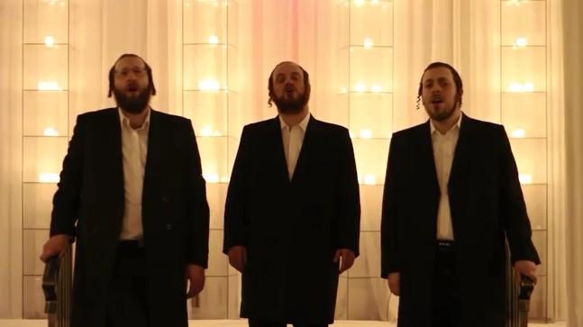 מקהלת זמירות - שיר המעלות (ווקאלי)