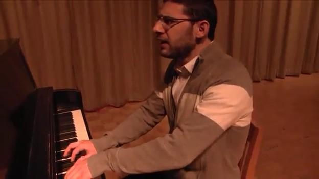דוד שלוסברג - שיר המעלות