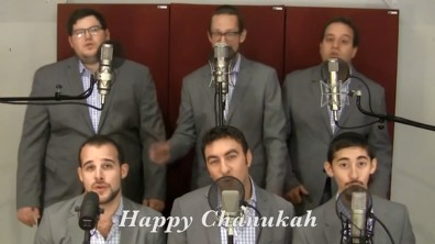 Six13 - Feliz Chanukah