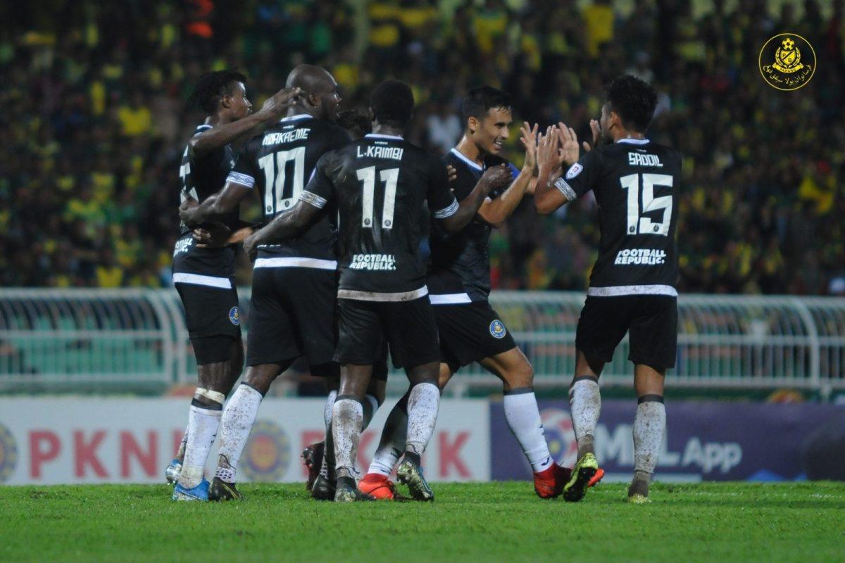 Separuh Akhir Piala Malaysia 1: Walaupun Seri, Saya Tetap Bangga Dengan Pemain Saya