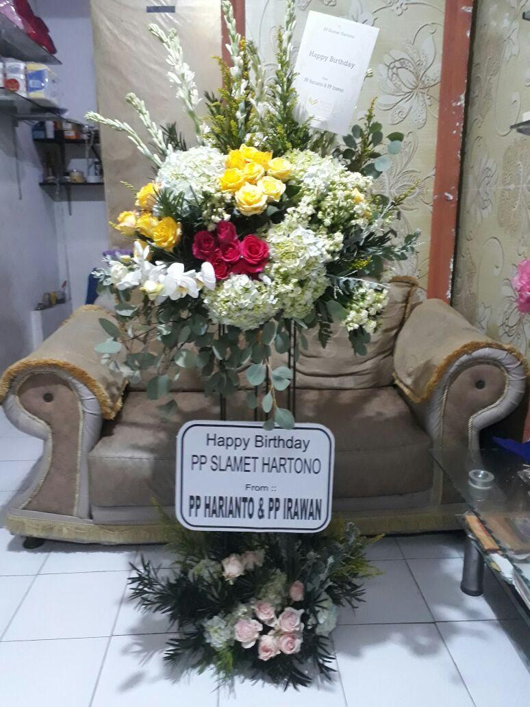 Standing Flower Makassar