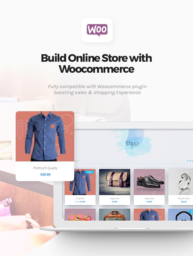 Market - Online Store WooCommerce WordPress Theme - 4