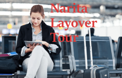 Narita layover