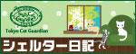 東京キャットガーディアン シェルター日記