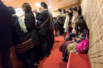 歌舞伎座 一幕見席