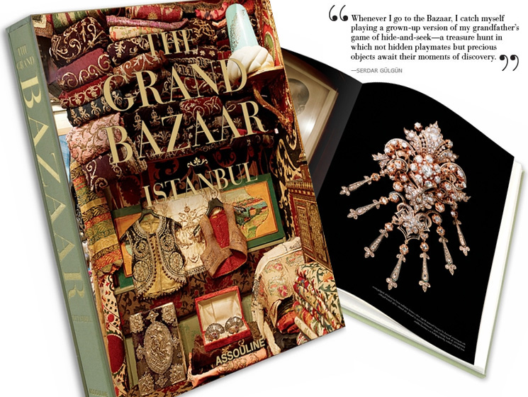 The Grand Bazaar via Assouline