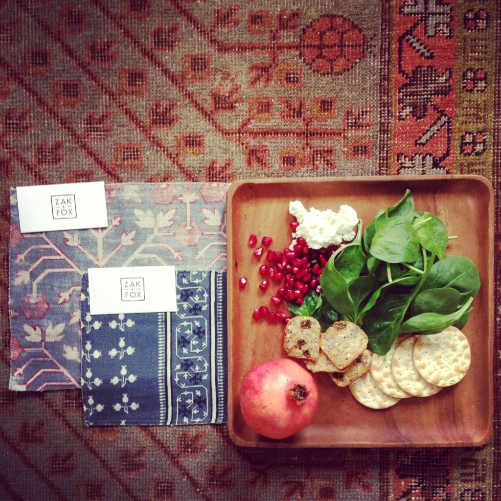 pomegranate khotan zak and fox