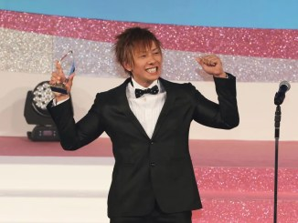 Shimiken takes the Best Actor prize