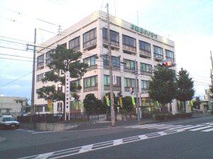 The Kishiwada Police Station