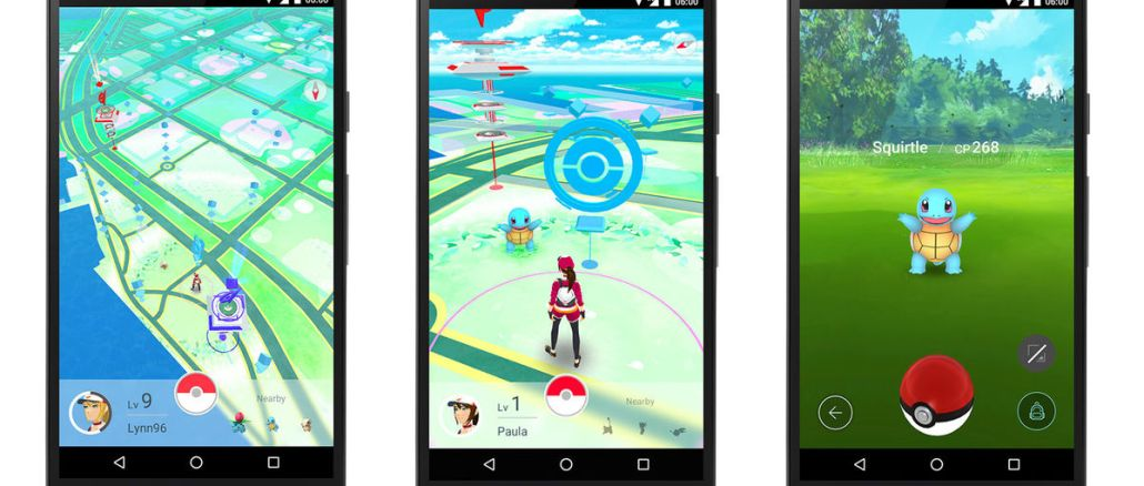 A Pokemon Go player who 'was so absorbed in the game' had her handbag stolen