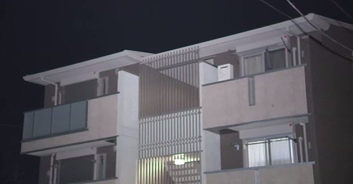 A man died at his residence in Saitama City after he was assaulted by his girlfriend
