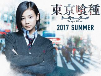 Fumika Shimizu stars in 'Tokyo Ghoul,' set for release this summer