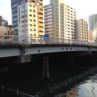 月島橋全景