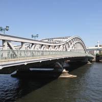 白鬚橋全景