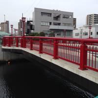 八幡橋全景
