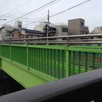 宝来橋全景