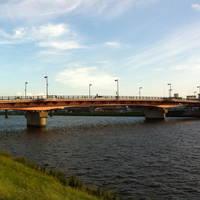 飯塚橋全景