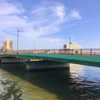 中川大橋全景