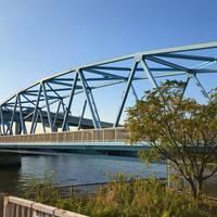 上平井橋全景