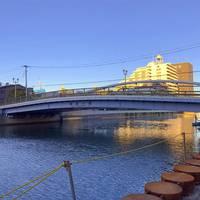 東深川橋全景