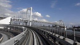Daiba to Shimbashi – Yurikamome Line