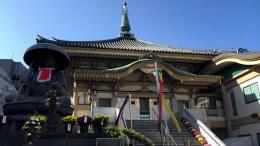 20141122 Tokyo Sugamo Temple