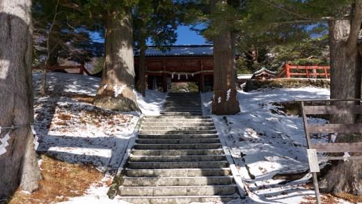 Futarasan Chugushi Shrine