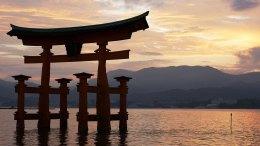 Miyajima Great Torii – Sunset