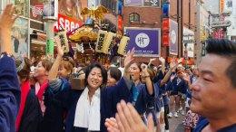Shibuya Mikoshi Parade