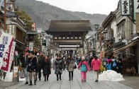Nagano Zenko-ji Temple