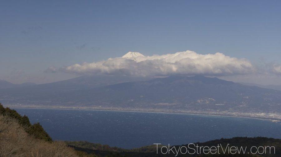 Mt. Fuji from Izu
