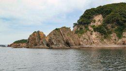 Seiyo Suzaki Rock Formation