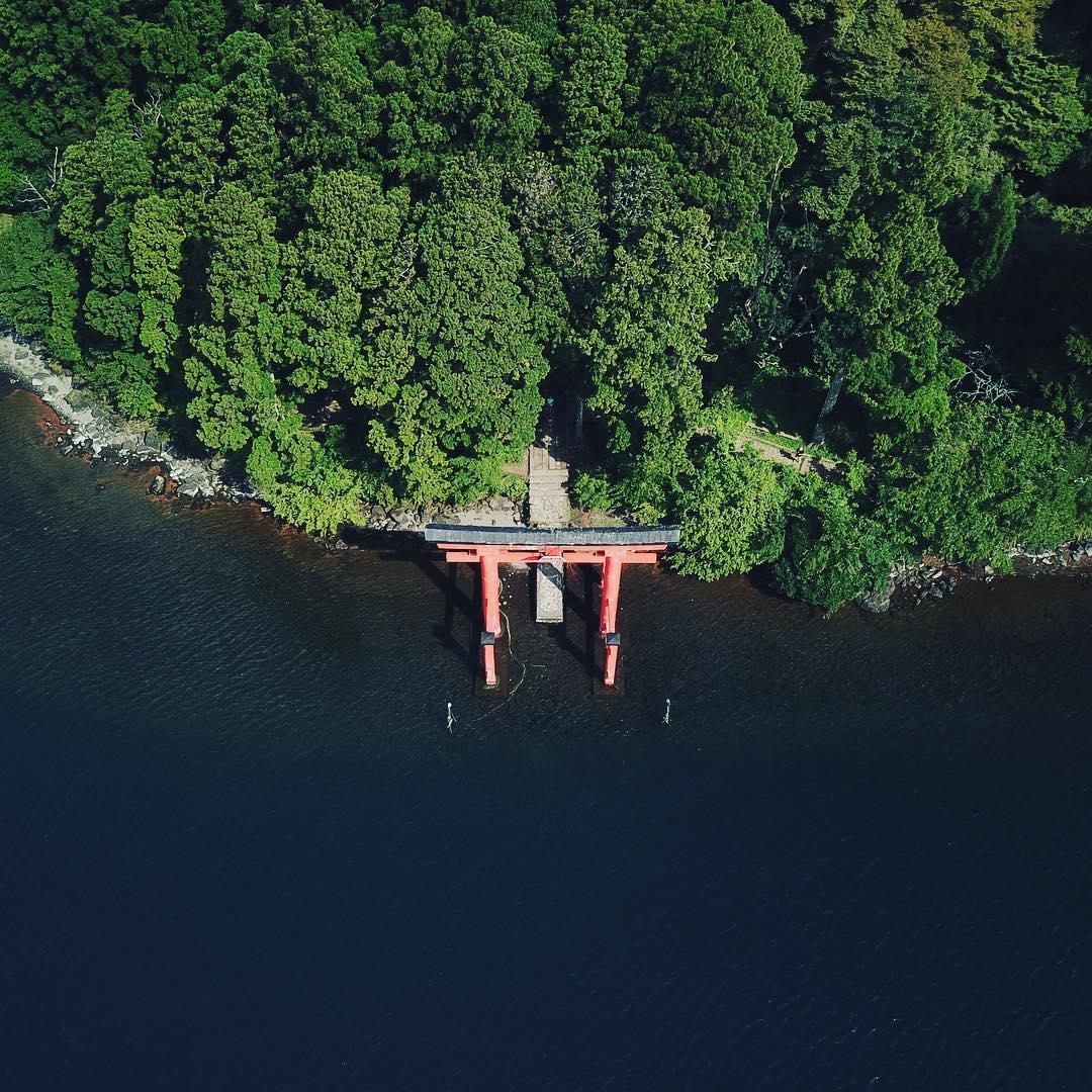 Hakone-machi Ashigarashimo-gun, Kanagawa, Japan