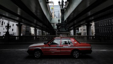 Nihonbashi: illustrating the dark side of Olympic games