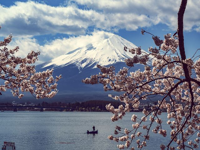 Kawaguchiko, Fuji, Japan