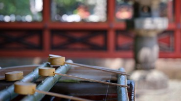 Colors, atmosphere, tranquility: Nezu Jinja has it all