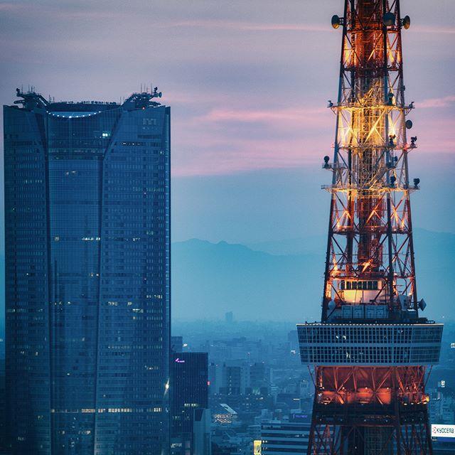東京タワー Tokyo Tower