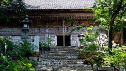 [Sado Island] Chokokuji Temple