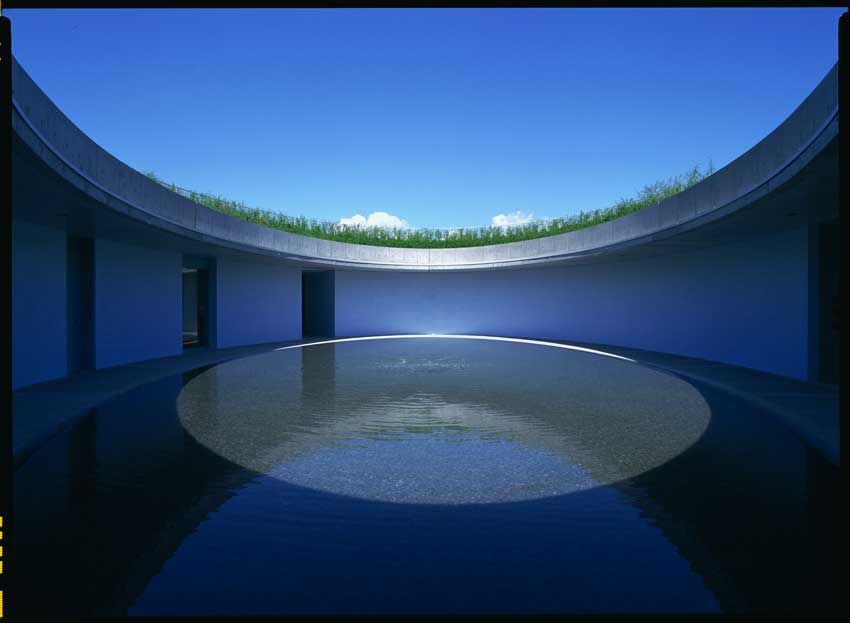 Water Temple Architecture Tadao Ando