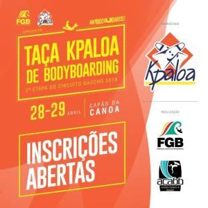 Taça Kpaloa de Bodyboarding @ Capão da Canoa | Rio Grande do Sul | Brasil